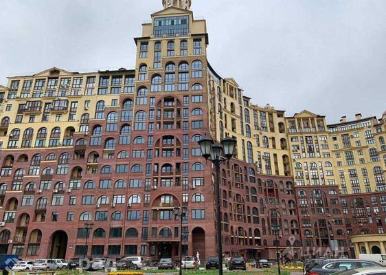 3-комн квартира, 102.7 м2, 9 этаж - фото 1