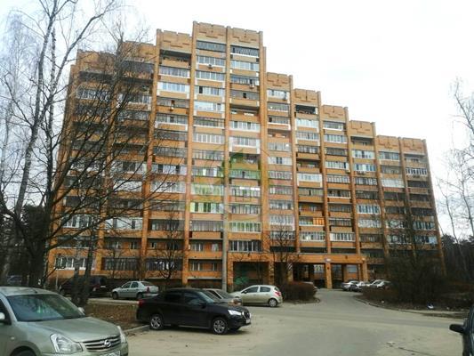 1-комн квартира, 35.7 м2, 3 этаж - фото 1