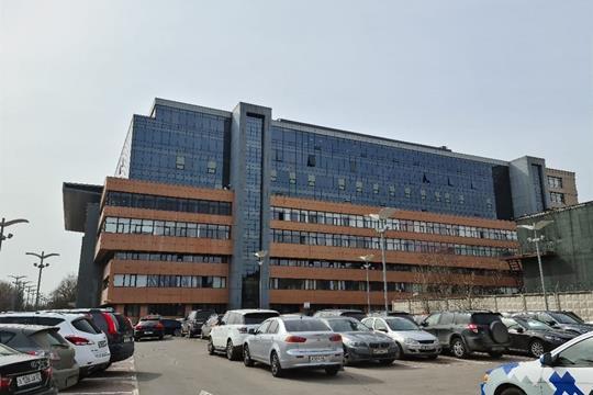 Офис, 268.5 м2, класс B+