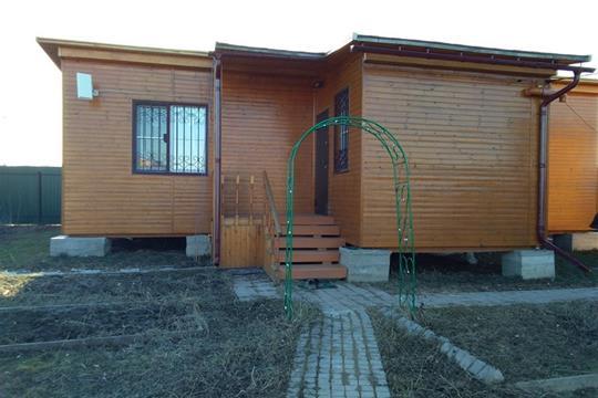 Коттедж, 70 м2,  деревня Горелово, Ромашкино-2 , 121, Симферопольское шоссе