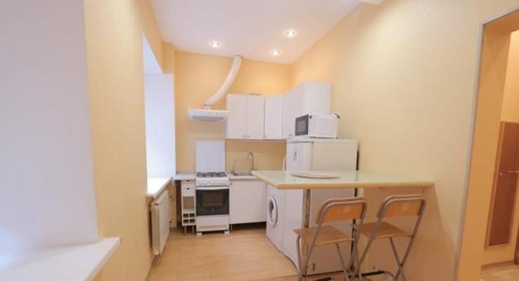 1-комн квартира, 38 м2, 2 этаж - фото 1