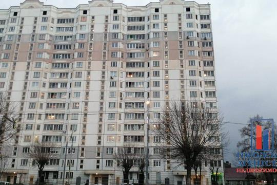 2-комн квартира, 60.5 м2, 7 этаж