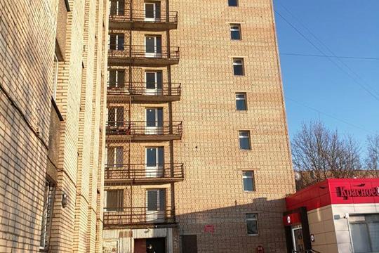 3-комн квартира, 69 м2, 6 этаж