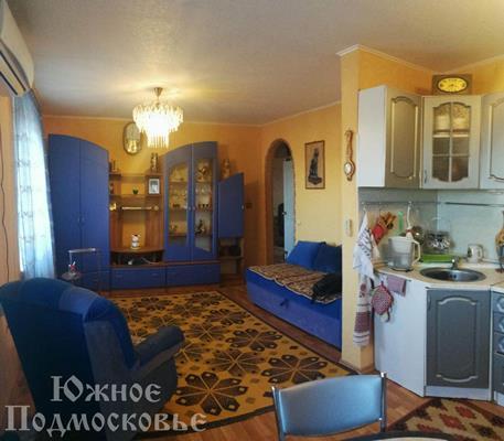 3-комн квартира, 69 м2, 6 этаж - фото 1