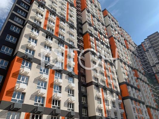1-комн квартира, 28.2 м2, 15 этаж - фото 1
