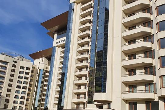 Многокомнатная квартира, 203 м2, 3 этаж