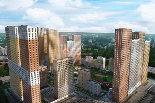 1-комн квартира, 34.66 м<sup>2</sup>, 14 этаж_1