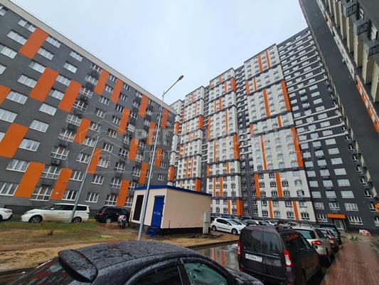 2-комн квартира, 53 м2, 12 этаж - фото 1