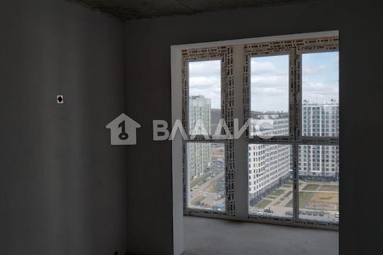 2-комн квартира, 56.2 м2, 16 этаж