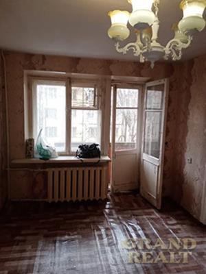 2-комн квартира, 42.7 м2, 3 этаж - фото 1