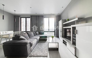 2-комн квартира, 70 м2, 35 этаж