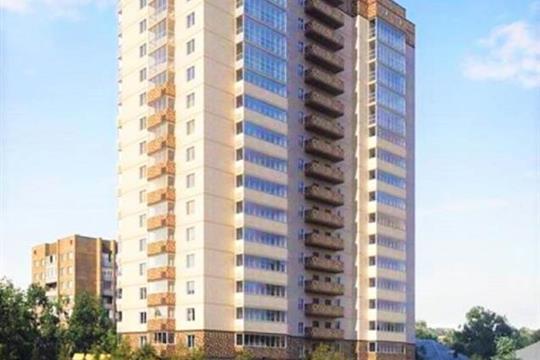 2-комн квартира, 58.14 м2, 9 этаж
