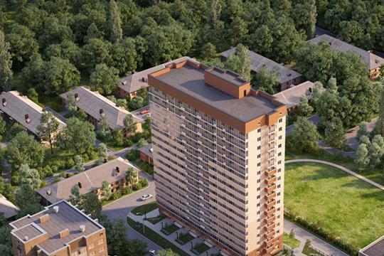 2-комн квартира, 61.8 м2, 4 этаж
