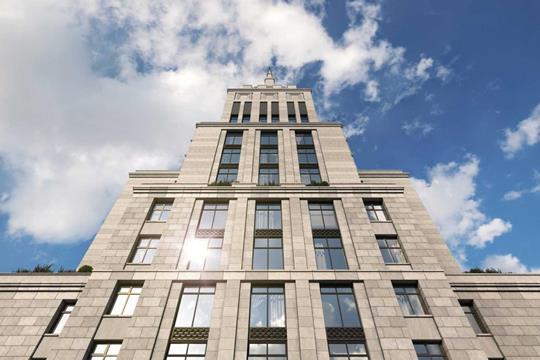 3-комн квартира, 124.5 м<sup>2</sup>, 20 этаж_1