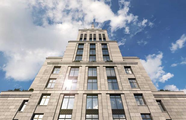 3-комн квартира, 124.5 м2, 20 этаж - фото 1