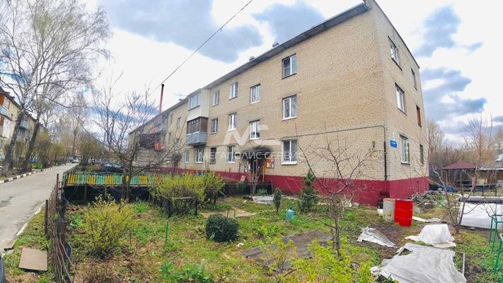 2-комн квартира, 43 м2, 3 этаж - фото 1