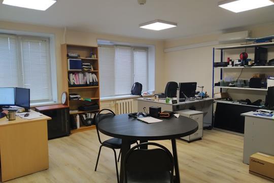 Офис, 36.2 м2, класс B
