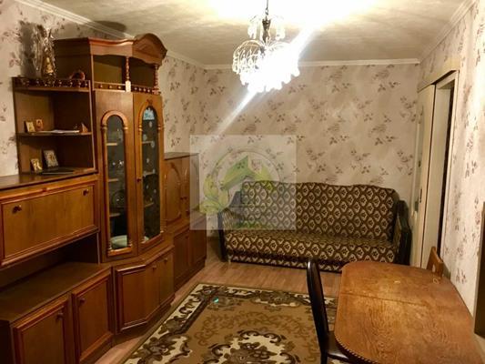 2-комн квартира, 43.4 м2, 1 этаж - фото 1