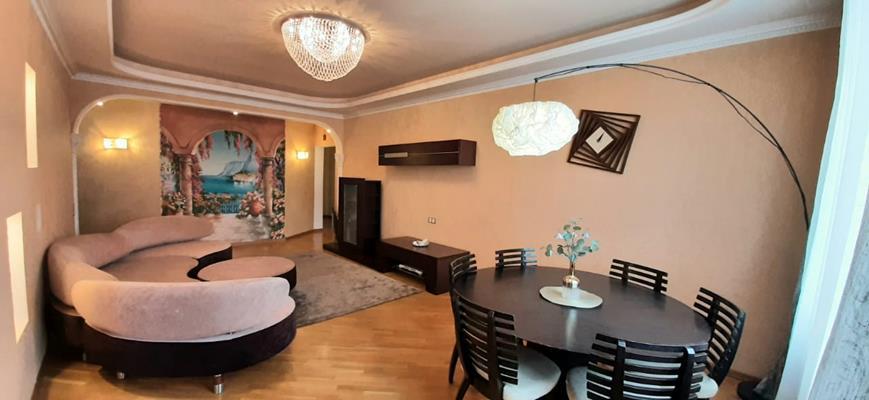 4-комн квартира, 136.6 м2, 9 этаж - фото 1