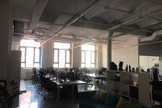 Офис, 170 м2, класс B