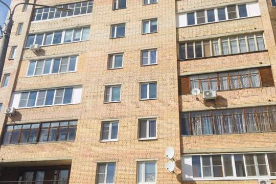 2-комн квартира, 47.8 м2, 8 этаж