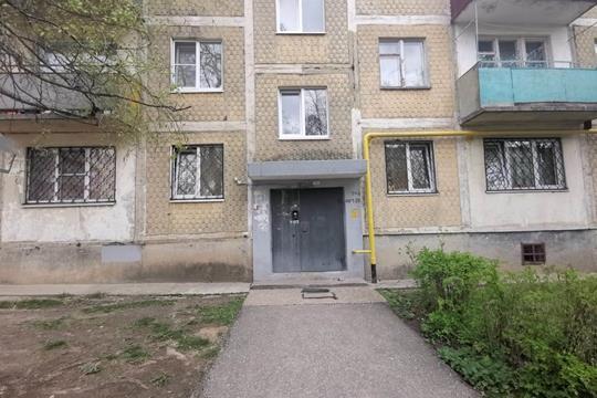 2-комн квартира, 45.7 м2, 5 этаж