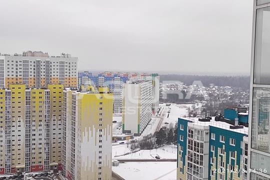 2-комн квартира, 60.4 м2, 22 этаж