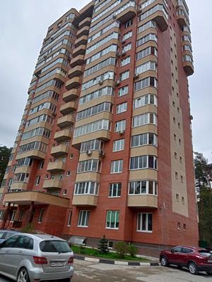 2-комн квартира, 84 м2, 13 этаж - фото 1