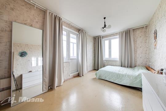 1-комн квартира, 32.7 м2, 6 этаж