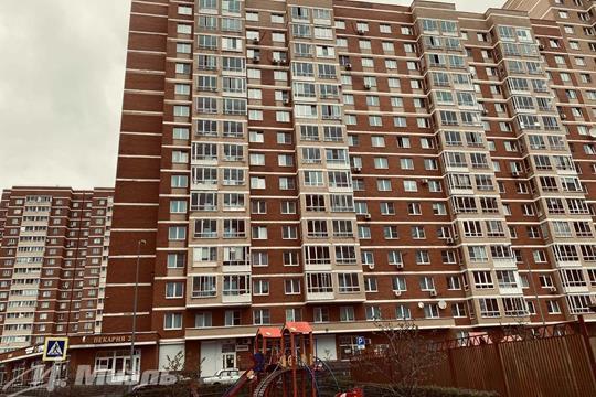 1-комн квартира, 37.3 м2, 7 этаж
