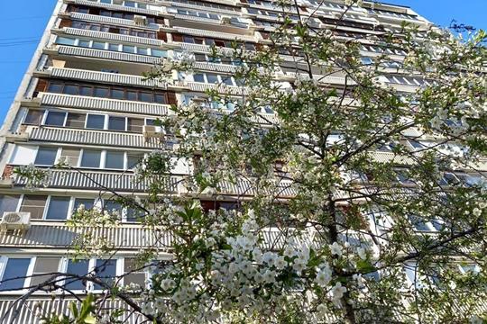 1-комн квартира, 38 м2, 4 этаж