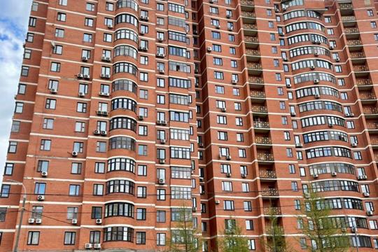 3-комн квартира, 124.4 м2, 18 этаж