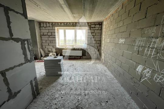 1-комн квартира, 45 м2, 10 этаж