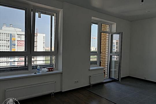2-комн квартира, 52 м2, 14 этаж