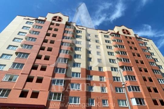 1-комн квартира, 50 м2, 4 этаж
