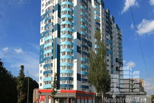 3-комн квартира, 87 м2, 2 этаж