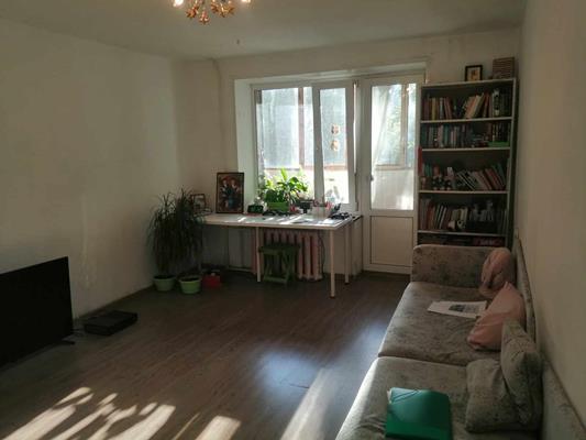 2-комн квартира, 49.8 м2, 3 этаж - фото 1
