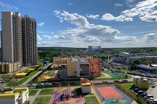 2-комн квартира, 82.4 м2, 8 этаж