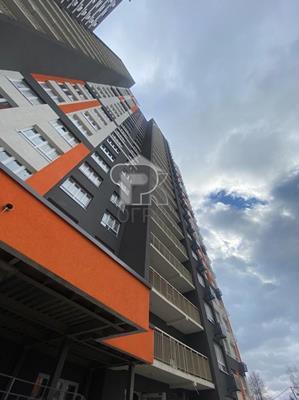 1-комн квартира, 25 м2, 12 этаж - фото 1