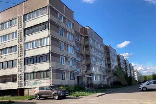 3-комн квартира, 68 м2, 2 этаж