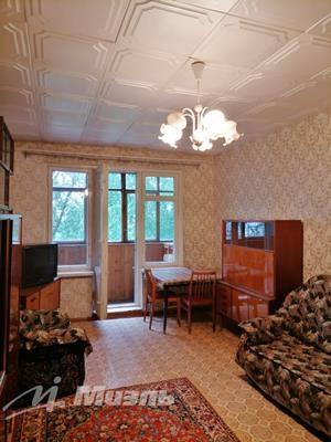 2-комн квартира, 47.9 м2, 5 этаж - фото 1