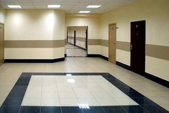 Офис, 18 м2, класс B-