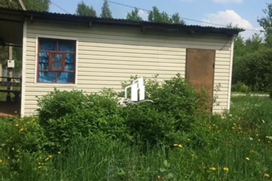 Коттедж, 15 м2, городской округ Егорьевск Центральная 5, Егорьевское шоссе