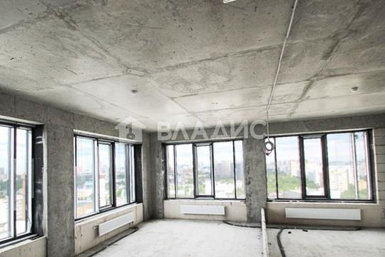 3-комн квартира, 104.1 м2, 18 этаж