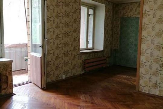 1-комн квартира, 32.6 м2, 4 этаж