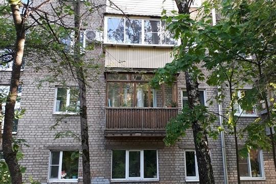 3-комн квартира, 54.6 м2, 1 этаж