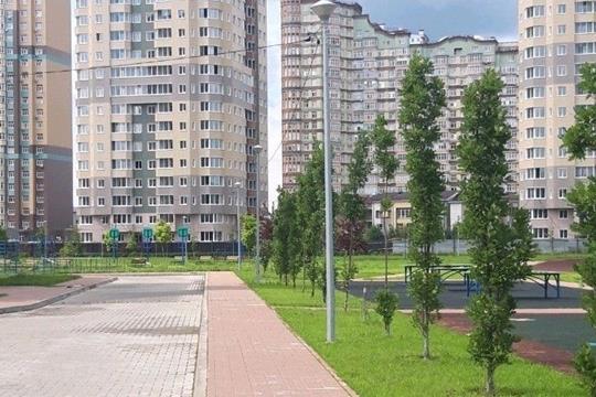 1-комн квартира, 38.2 м<sup>2</sup>, 16 этаж_1