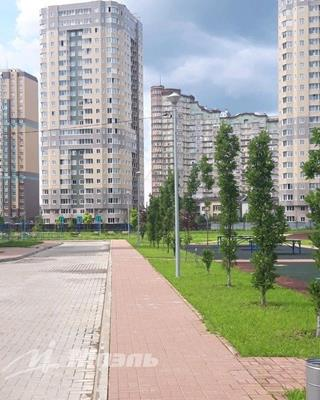 1-комн квартира, 38.2 м2, 16 этаж - фото 1