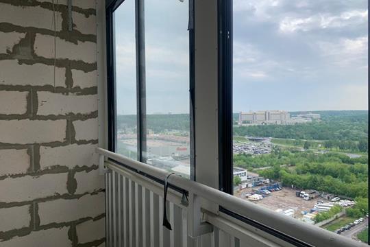 3-комн квартира, 98.6 м2, 8 этаж