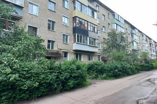 2-комн квартира, 45.5 м2, 1 этаж